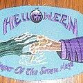 Helloween - Patch - Keeper