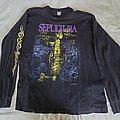 Vintage Original Sepultura Chaos A.D. longsleeve