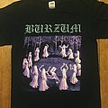 Burzum Witches Dancing/Daudi Baldrs T-Shirt