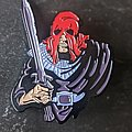 Sodom In The Sign of Evil pin  Pin / Badge
