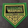 Weedian Army Patch
