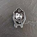 Motörhead - Pin / Badge - Lemmy / Warpig pin