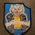 Motörhead - Patch - Bootleg Motörhead warpig shield patch