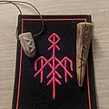 Wardruna patch and pendants