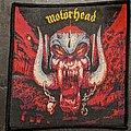 Motörhead - Patch - Motorhead Sacrifice patch [bootleg]