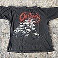 Obituary 1991 Euro tour shirt