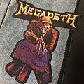 Megadeth Peace Sells Patch