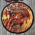 Demolition Hammer Tortured Existence Patch