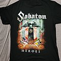 Sabaton - TShirt or Longsleeve - Sabaton - Heroes European Tour 2014-2015