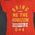 Bring Me The Horizon - TShirt or Longsleeve - Bring Me The Horizon - Sheffield 2004