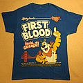 First Blood - TShirt or Longsleeve - First Blood - Tony the Tiger