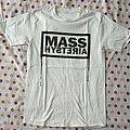 Mass Hysteria - TShirt or Longsleeve - Mass Hysteria - Matière Noire Tour 2015