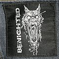 Benighted - Patch - Benighted - Wolf patch