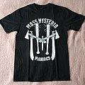 Mass Hysteria - TShirt or Longsleeve - Mass Hysteria - Maniacs - Armes