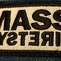 Mass Hysteria - Patch
