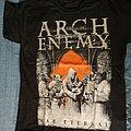 Arch Enemy - War Eternal - Eternal Winter Tour 2015