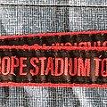 Rammstein - Europe Stadium Tour 2019 Lanyard
