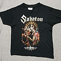 Sabaton - TShirt or Longsleeve - Sabaton - The Last Tour - European Tour 2017