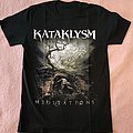 Kataklysm - Meditations - Death ...is just the beginning Tour 2018 TShirt or Longsleeve