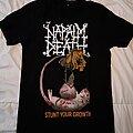 Napalm Death - TShirt or Longsleeve - Napalm Death - Stunt your Growth