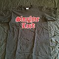 Slaughter Lord - TShirt or Longsleeve - Slaughter Lord logo tee