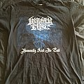 """Unholy Lust """"Humanity and it's end"""" T shirt"""