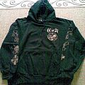 Cradle of Filth - Nocturnal Supremacy Hooded Top