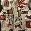 Hellripper - Battle Jacket - White Battle Vest
