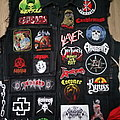 Asphyx - Battle Jacket - Battle Jacket taking form :-)