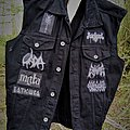 Black Metal Theme Vest.