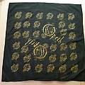 "Opeth - Other Collectable - Opeth ""Ghost Reveries"" Bandana 2006"