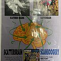 Scatterbrain - Other Collectable - Scatterbrain - Scamboogery Poster