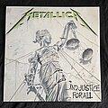 Metallica - Tape / Vinyl / CD / Recording etc - Metallica - ...And Justice For All Record