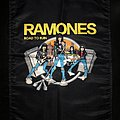 The Ramones - Other Collectable - The Ramones - Road To Ruin Flag