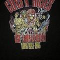 Guns N' Roses - Tour Shirt Reprint