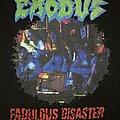 Exodus - TShirt or Longsleeve - Exodus - Fabulous Disaster Shirt