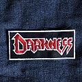 Darkness - Patch - Darkness Logo Patch