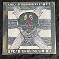 S.O.D. - Tape / Vinyl / CD / Recording etc - S.O.D. - Speak English Or Die Record