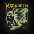 Megadeth - Patch - Megadeth - Mary Jane VTG Patch