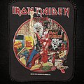 Iron Maiden - Patch - Iron Maiden - Bring Your Daughter To The Slaughter 1990 VTG Patch