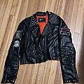 Slayer - Battle Jacket - leather jacket
