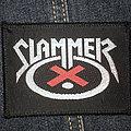Slammer - Patch - Vintage Slammer Logo Patch