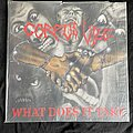 Corpus Vile - Tape / Vinyl / CD / Recording etc - Corpus Vile - What Does It Take Record