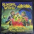 Municipal Waste - Tape / Vinyl / CD / Recording etc - Municipal Waste/Toxic Holocaust - Toxic Waste Split