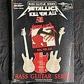 Metallica - Other Collectable - Metallica - Kill Em All Bass Book
