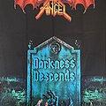 Dark Angel - Other Collectable - Dark Angel - Darkness Decends Flag