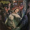 Anthrax - Spreading The Disease Fabric Poster