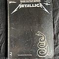 Metallica - Tape / Vinyl / CD / Recording etc - Metallica - Black Album Bass Book
