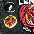 Metallica & Anthrax Pins