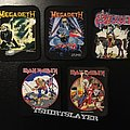 Iron Maiden - Patch - Pathes Part 2
